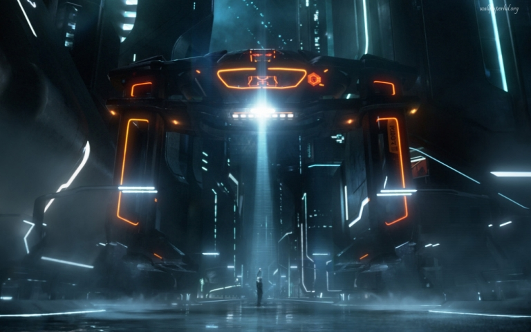 Tron: Legacy - Recognizer